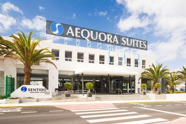 Aequora lanzarote suites officiel hotel lanzarote - Hoteles en puerto del carmen ...